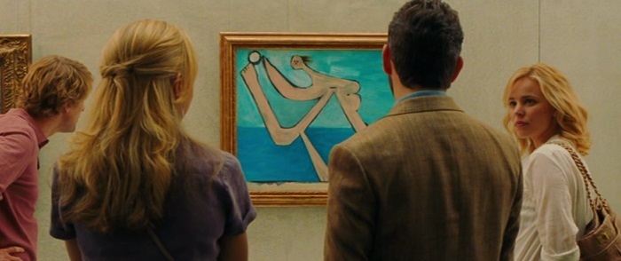 paintings in movies midnight in paris